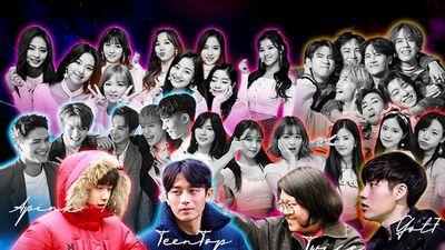 Chẳng phải idol, những nhân vật đặc biệt này vẫn khiến fan Kpop 'say như điếu đổ'