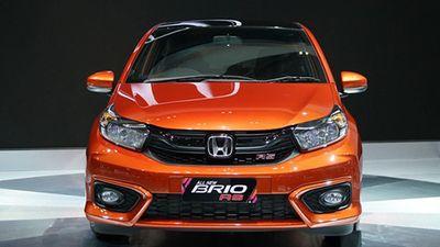 Honda Brio 2019 sắp bán tại Việt Nam, đấu Vinfast Fadil