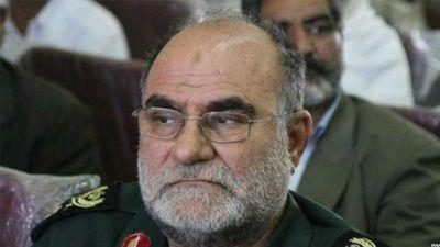 Tướng Iran thiệt mạng vì 'súng cướp cò'