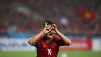 Thống kê choáng váng về người hùng Quang Hải của ĐTVN