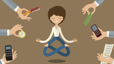 Các cách đối phó với stress hàng ngày