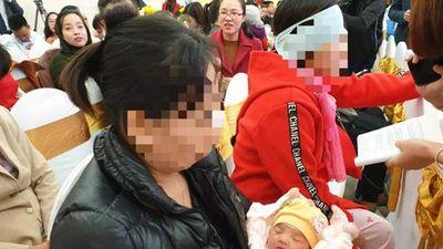 Em bé thứ 100 ra đời bằng phương pháp thụ tinh trong ống nghiệm ở Quảng Ninh