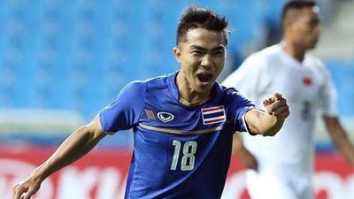 Tuyển thủ Thái Lan vào đội hình tiêu biểu năm tại Nhật Bản