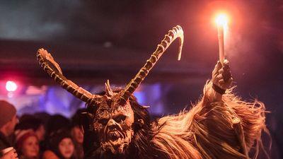 11 truyền thống Giáng sinh kỳ quặc trên thế giới