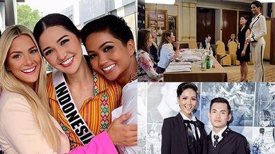 Nể phục những lần ứng xử đẳng cấp của Hoa hậu H'hen Niê