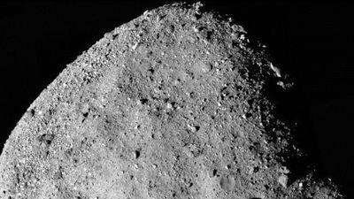 Sửng sốt tiểu hành tinh Bennu có nước?