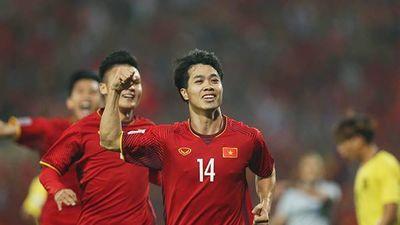 Sống lại khoảnh khắc lịch sử với những bàn thắng của ĐT Việt Nam tại AFF Cup
