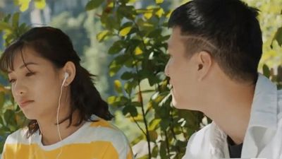Những khoảnh khắc tình yêu chớm nở giữa An và Phi trong 'Chạy trốn thanh xuân' tập 8