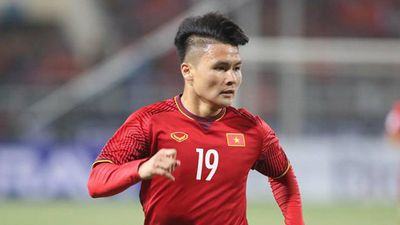 Quang Hải tranh giải Cầu thủ xuất sắc châu Á cùng Son Heung-min