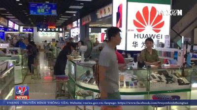 Huawei tiếp tục bị 'tẩy chay' trên thế giới