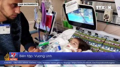 Mẹ cậu bé ung thư người Yemen sắp được gặp con