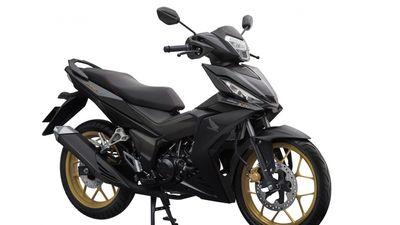 Honda Việt Nam ra mắt loạt mẫu xe máy 'rượu cũ, bình mới'