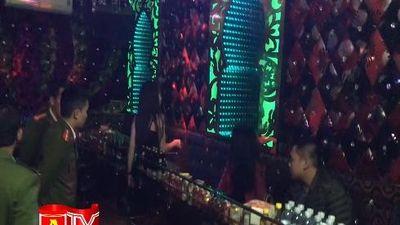 Bị 'đánh' mạnh, dân chơi ma túy chọn quán karaoke làm bến đáp