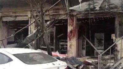 Nổ bom Manbij, 4 lính Mỹ thiệt mạng, 3 bị thương