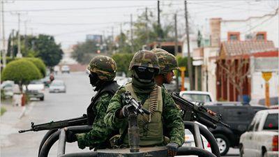 Chống ma túy ở Mexico: Hơn cả một cuộc chiến tranh
