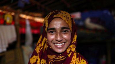 Cảm phục thiếu nữ Rohingya và hành trình vượt lên số phận