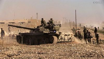 Quân đội Syria giáng đòn vào khủng bố tại Idlib-Hama