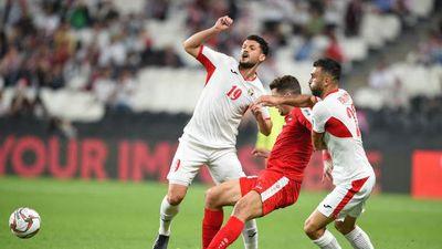 Highlights Palestine 0-0 Jordan: Palestine tranh vé vớt với tuyển Việt Nam