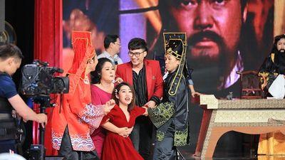 Phấn khích với 'Gạo nếp gạo tẻ' phiên bản 'Bao Thanh Thiên'