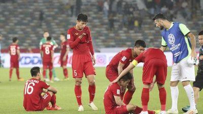 Đội tuyển Việt Nam nhận tin dữ trước trận đấu với Yemen