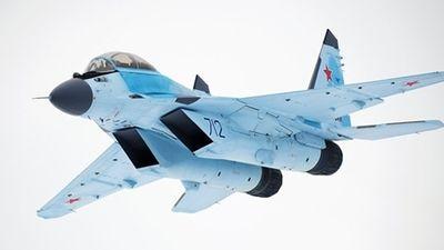 Nga thử nghiệm tiêm kích tiệm cận thế hệ 5 MiG-35 mang theo kho siêu vũ khí