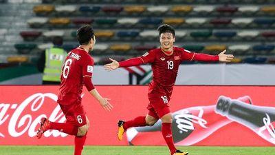 Clip: Quang Hải sút phạt đẳng cấp thế giới, Việt Nam dẫn Yemen 1-0