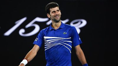 Djokovic khuất phục Tsonga sau 3 set tại vòng 2 Australian Open 2019