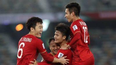 Cập nhật 'bảng xếp hạng đội thứ 3' Asian Cup: Việt Nam vươn lên top 3