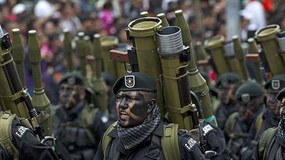 Quân đội Mexico trang bị tên lửa chỉ để chống tội phạm ma túy