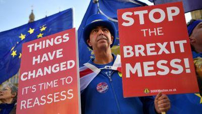 EU sẵn sàng bàn thỏa thuận Brexit mới nếu Anh điều chỉnh 'lằn ranh đỏ'