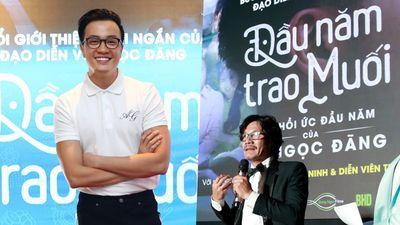 Lương Mạnh Hải làm phim về tục trao muối đầu năm