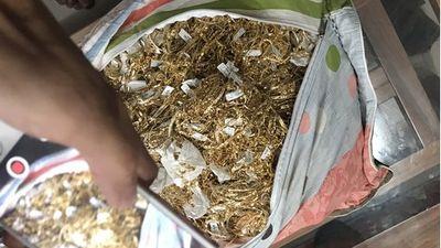 Công an Quảng Nam truy tìm chủ nhân của hơn 230 lượng vàng
