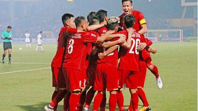Kịch bản nào để tuyển Việt Nam giành vé vào vòng đấu loại trực tiếp?