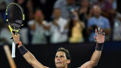Nhập cuộc tưng bừng, Nadal thắng dễ sao trẻ 19 tuổi Minaur