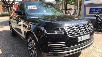 Range Rover của đại gia Bình Dương đắt hơn Minh Nhựa gần 4 tỷ