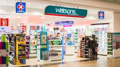 'Gã khổng lồ' bán lẻ Watson của tỷ phú Lý Gia Thành vào Việt Nam