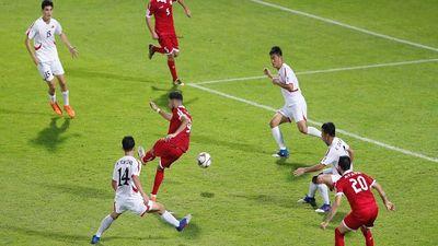 Thắng Triều Tiên 4-1, Lebanon tuột vé vòng 1/8 vào tay Việt Nam