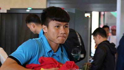Tuyển Việt Nam đổi đại bản doanh, háo hức chờ đấu Jordan