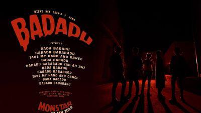 MONSTAR lên sóng MV mới toanh 'Badadu', xóa tan mọi xì xào bắt chước 'Bad Boy' (Red Velvet)