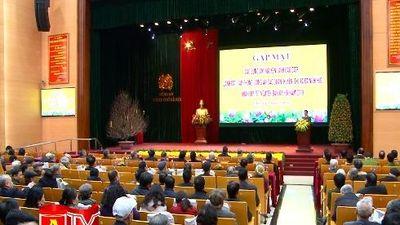 CATP Hà Nội gặp mặt cán bộ lãnh đạo hưu trí qua các thời kỳ