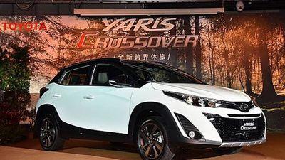 'Soi' Toyota Yaris Crossover 2019 giá chỉ từ 480 triệu đồng