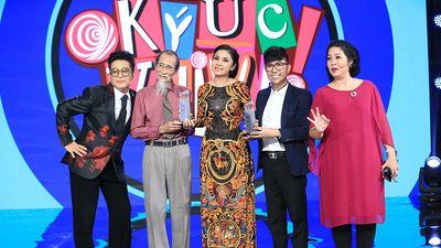 Việt Trinh thú nhận muốn cưới người như Chánh Tín trong 'Ký ức vui vẻ'