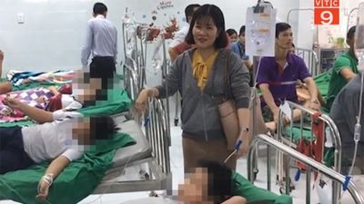Hàng chục học sinh nhập viện nghi ngộ độc trà sữa