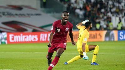 Cuộc đua 'vua phá lưới' Asian Cup 2019: Almoez Ali dẫn đầu