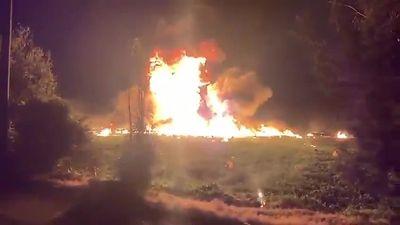 Nổ đường ống nhiên liệu ở trung tâm Mexico, 80 người thương vong