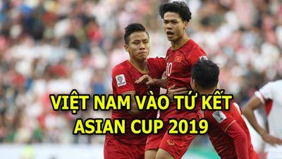 ĐẲNG CẤP - Đó là chiến thắng của Việt Nam trước Jordan