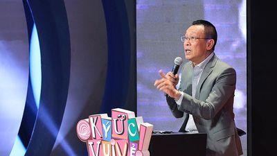 MC Lại Văn Sâm tiết lộ từng đắm đuối Việt Trinh