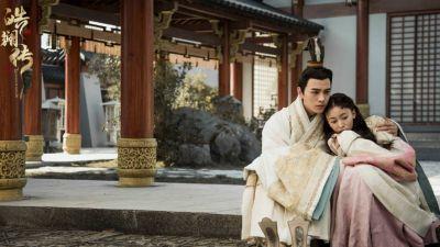 'Hạo Lan truyện' tập 3 -4: Hạo Lan bị đánh đến điên loạn, công tử Giao đau xót muốn nàng trở về bên cạnh