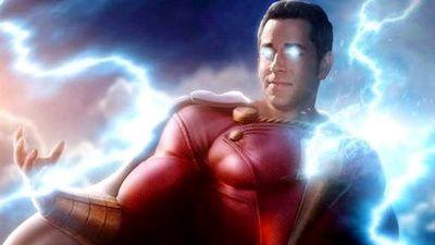 Siêu anh hùng 'Shazam' phô diễn sức mạnh hoàng tráng như 'Aquaman'