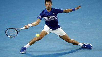 Djokovic thẳng tiến vào tứ kết đấu Nishikori